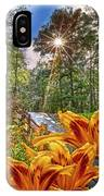 Lily Trail IPhone Case
