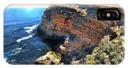 Limestone Cliff IPhone Case