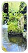 Limestone Waters IPhone Case