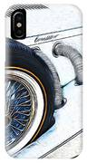 Limo Ride  IPhone Case
