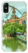 Lincoln Waterside  IPhone Case