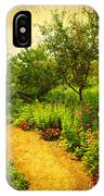 Linden Gardens 2 IPhone Case