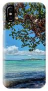 Lindquist Beach IPhone Case