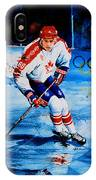 Lindros IPhone Case