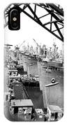 Line Of Victory Ships IPhone Case