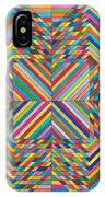 Linear Supersymmetry IPhone Case