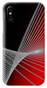 Lines -1- IPhone Case