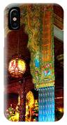 Lingyen Mountain Temple 1 IPhone Case