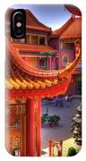 Lingyen Mountain Temple 13 IPhone Case