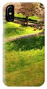 Lingyen Mountain Temple 17 IPhone Case