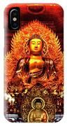 Lingyen Mountain Temple 4 IPhone Case