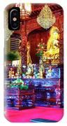 Lingyen Mountain Temple 5 IPhone Case