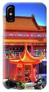 Lingyen Mountain Temple 9 IPhone Case