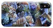 Lion Fish IPhone Case
