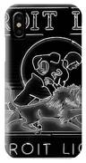 Lions Football IPhone Case