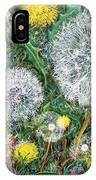 Lions Of The Garden IPhone Case