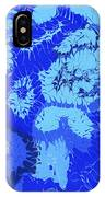 Liquid Blue Dream - V1cbs30 IPhone Case
