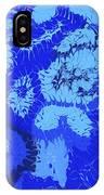 Liquid Blue Dream - V1sl100 IPhone Case