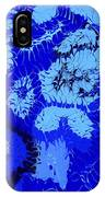 Liquid Blue Dream - V1vhkf100 IPhone Case