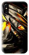 Liquid Chaos Abstract IPhone Case