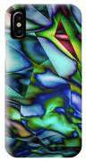 Liquid Geometric Abstract IPhone Case