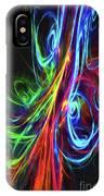 Liquid Neon IPhone Case