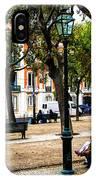 Lisbon High Park IPhone Case