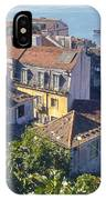 Lisbon Homes IPhone Case