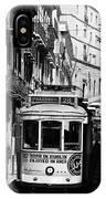 Lisbon Trolley 16b IPhone Case