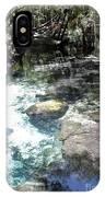 Lithia Springs IPhone Case