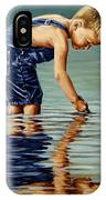 Little Boy Reflection IPhone Case