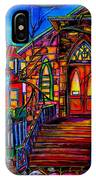 Little Church At La Villita II IPhone Case