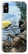 Little Ducky IPhone Case