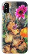 Little Garden IPhone Case