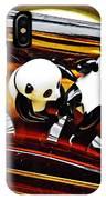 Little Glass Pandas 43 IPhone Case