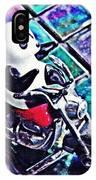 Little Glass Pandas 45 IPhone Case