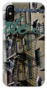 Little Italy In New York IPhone Case