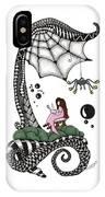 Little Miss Muffet IPhone Case
