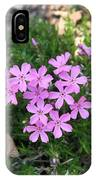 Little Pink Flowers IPhone Case