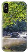 Little River IPhone Case