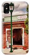 Little River General Store IPhone Case