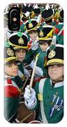 Little Soldiers Vi IPhone Case