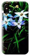 Little Star Wind Flowers IPhone Case