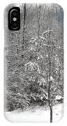 Little Tree Big Snow IPhone Case