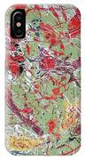 Lively Creatures IPhone Case