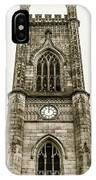 Liverpool Church Of St Luke - Tower B IPhone Case