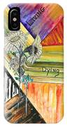 Living Dying Dead IPhone Case