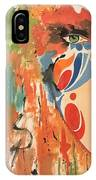 Living In Color IPhone Case