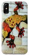 Lizard Wall Art IPhone Case