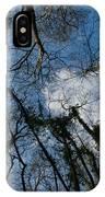 Loamhole Dingle Treetops IPhone Case